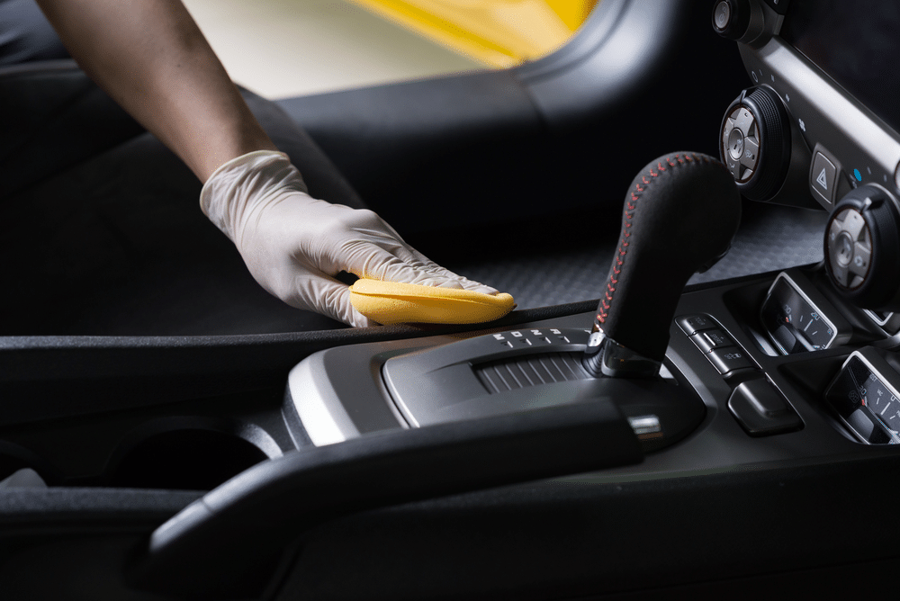 FACTS ABOUT CAR INTERIOR DETAILING